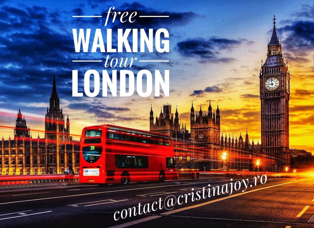 Free Walking Tour London